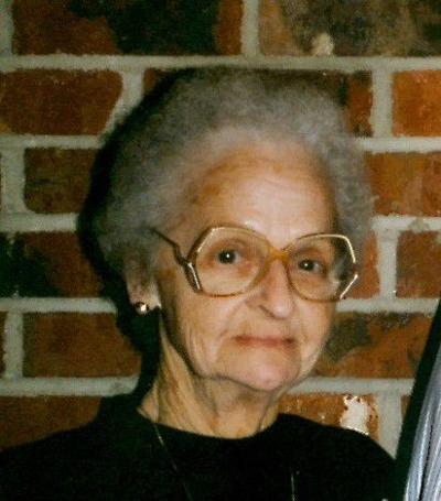 Velma Tup' Mehaffey Jones