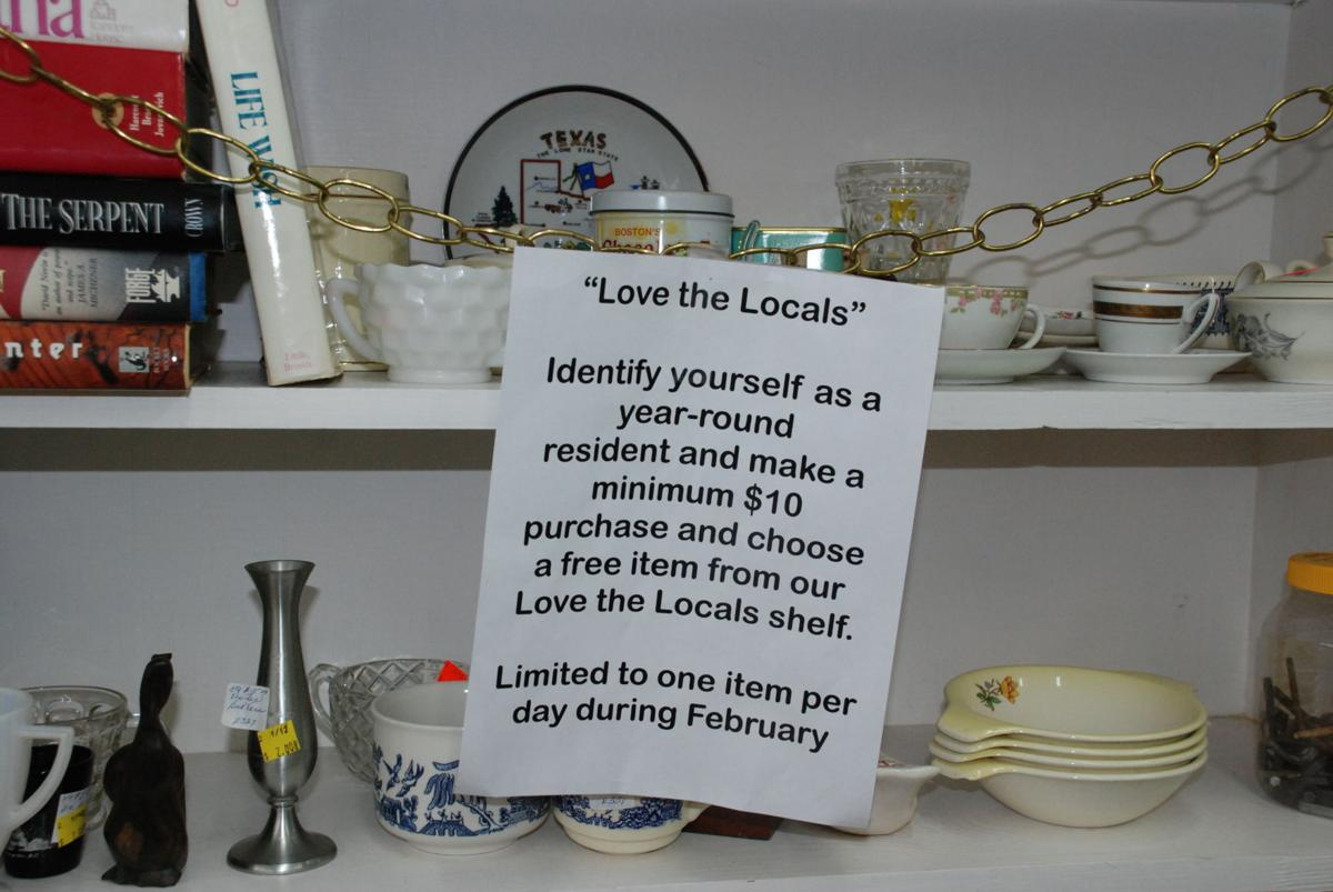 'Love the Locals' a way to say thanks