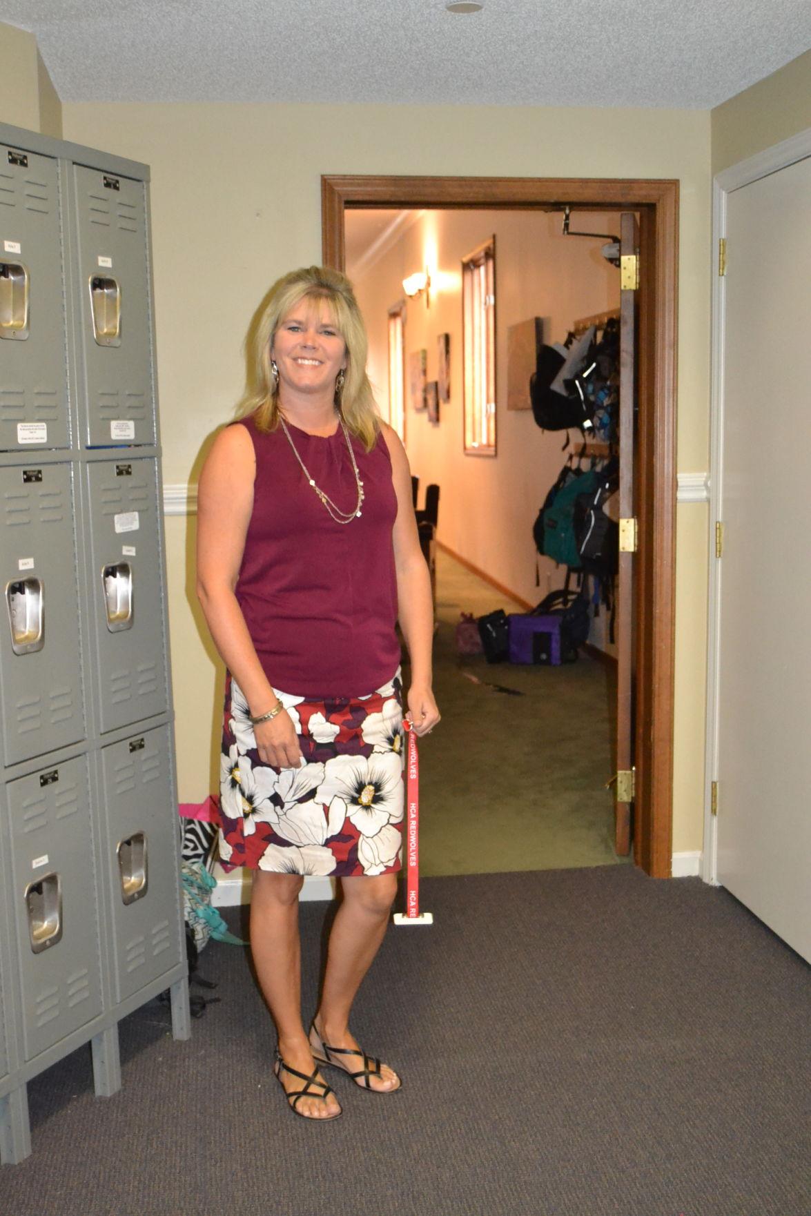 Kelli Herbert, HCA Head of School