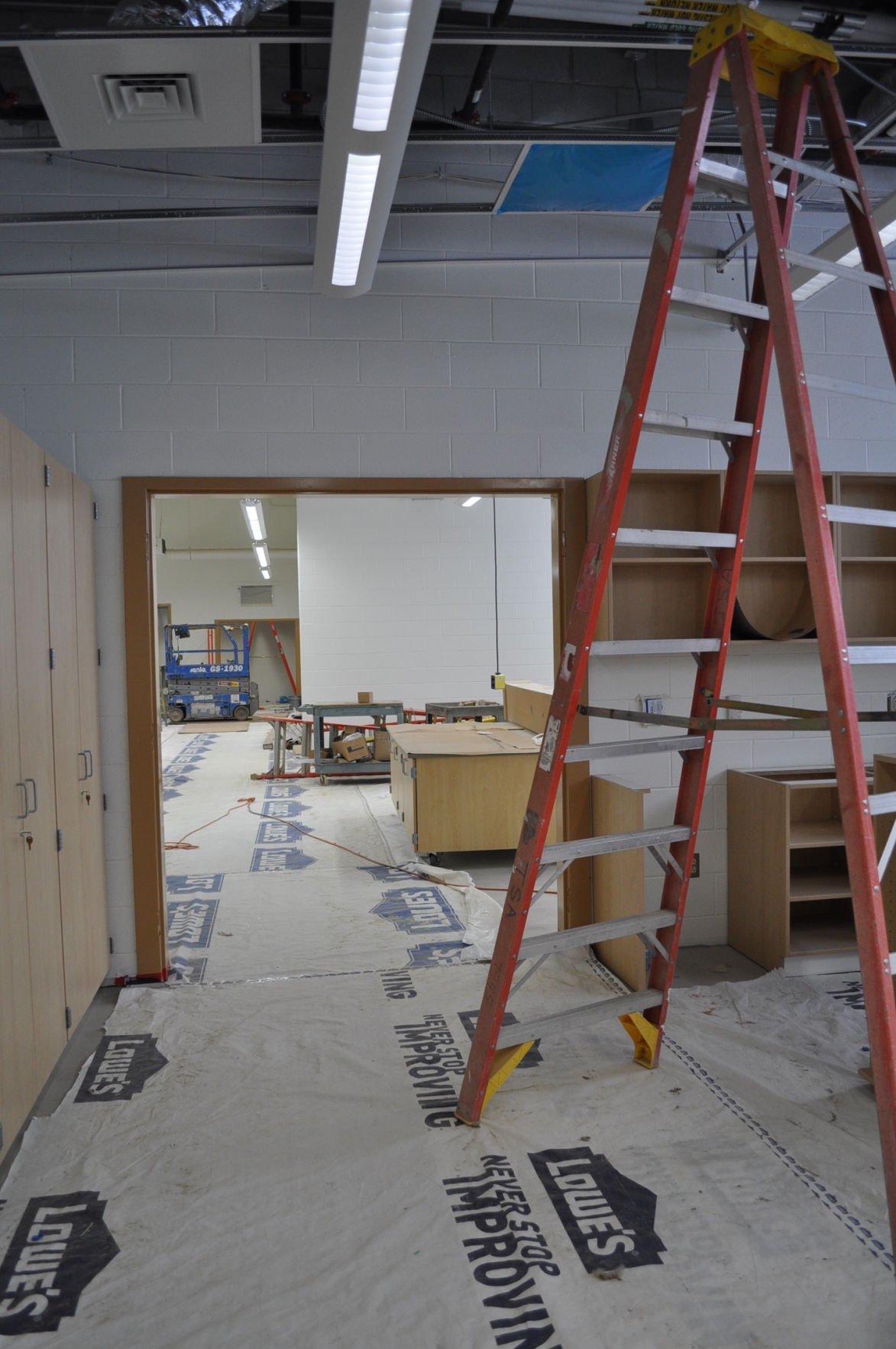 Timeline for Creative Arts Building | News | themountaineer com