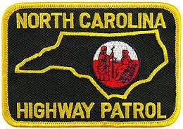 NC Highway Patrol logo