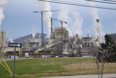 Evergreen packaging plant 1