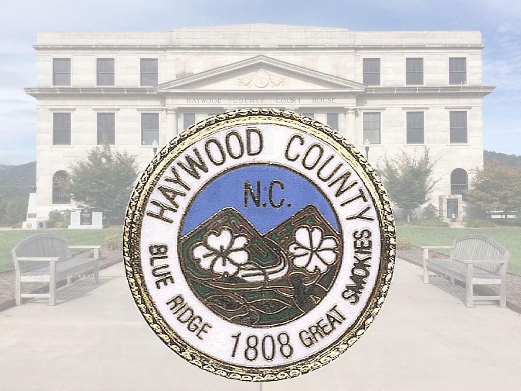 Haywood County government logo