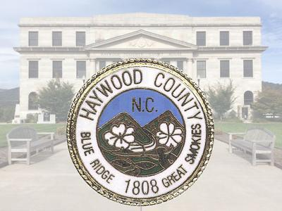 Haywood County government logo