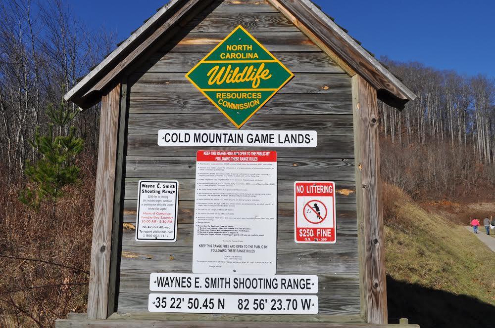 Us Area Code Range%0A Cold Mountain Game Land plan targets shooting range fees