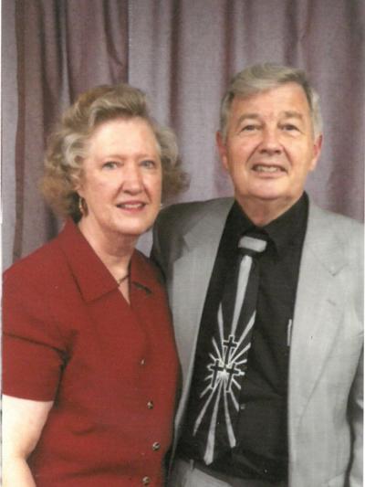Marlene and Ricky Gibson