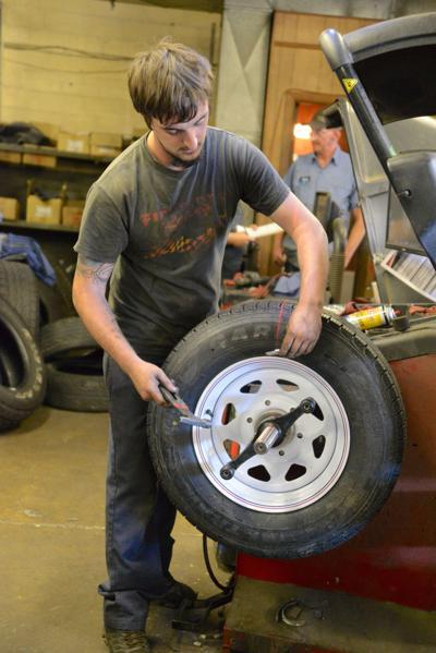Waynesville tire