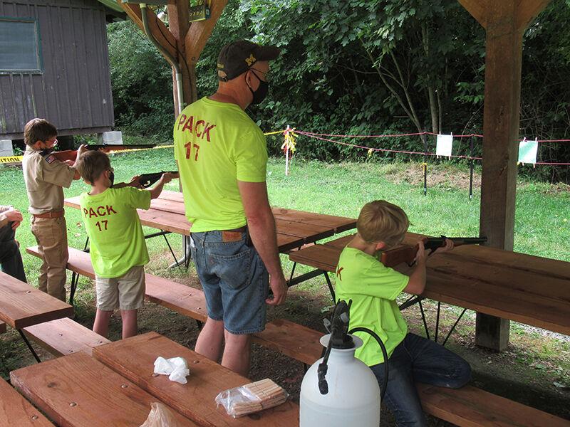 Cub Scouts Shooting Sports BB Guns
