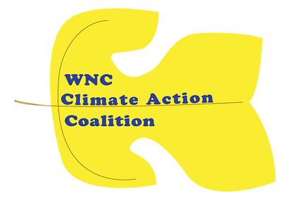 WNC climate action logo