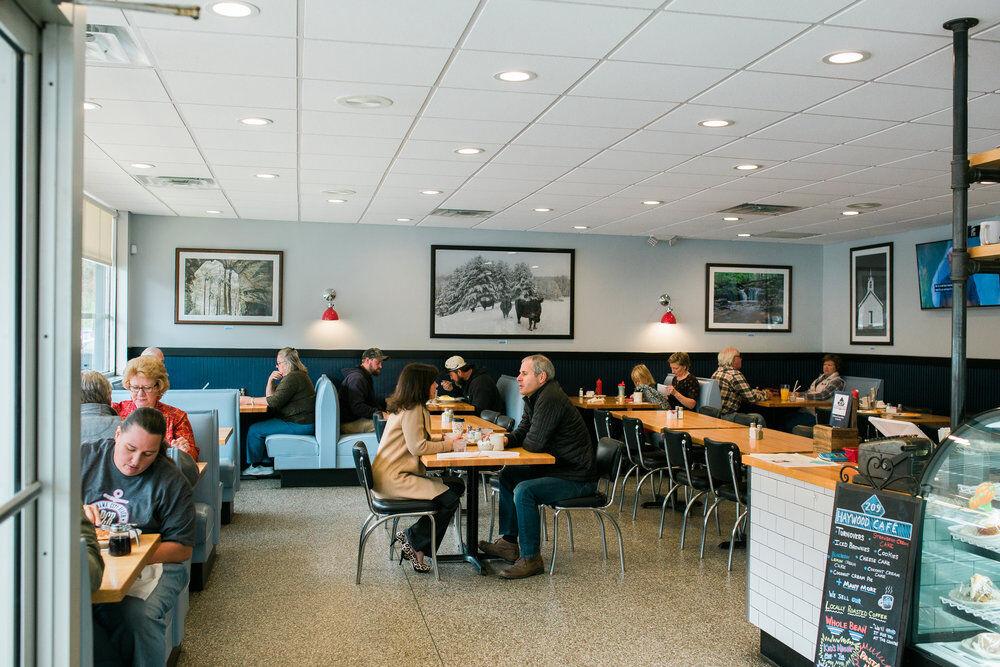 Haywood 209 Cafe