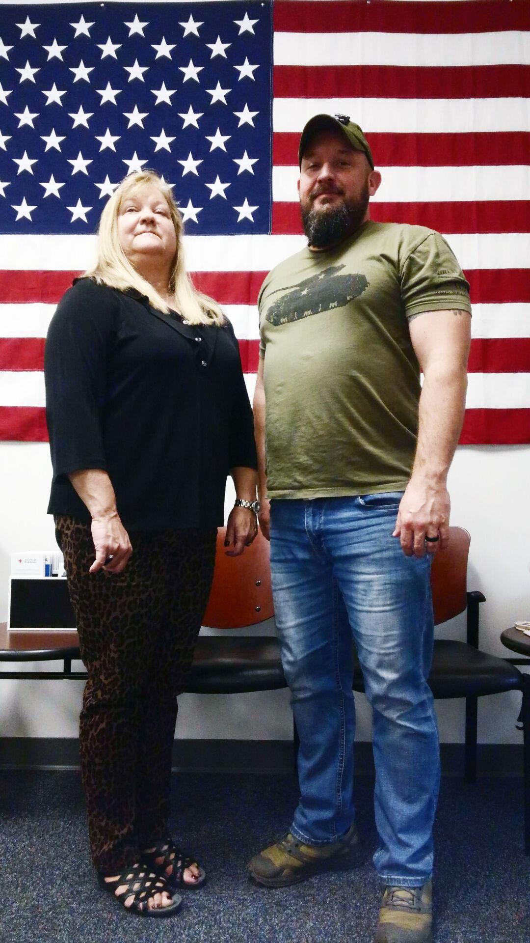 Veterans service office