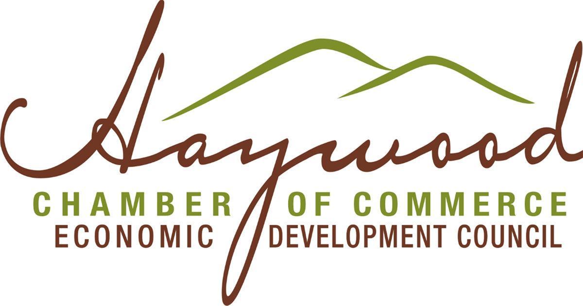 Haywood Chamber of Commerce Economic Development Council logo