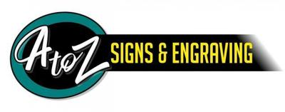 A to Z signs