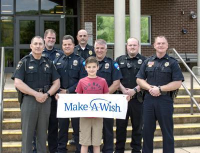 Make-a-Wish law enforcement