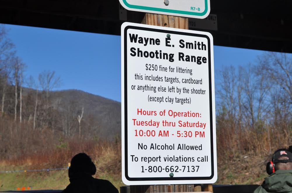 Us Area Code Range%0A Cold Mountain Game Land plan targets shooting range fees   News    themountaineer com