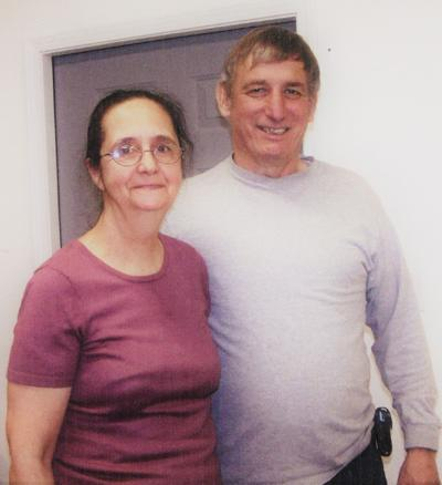 Robert and Peggy Stiles