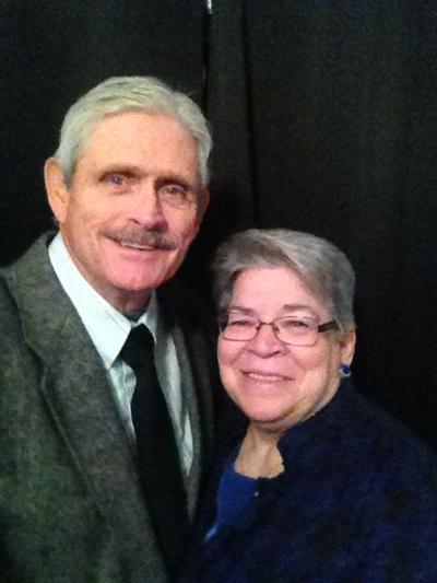 Randy and Sandy Denman