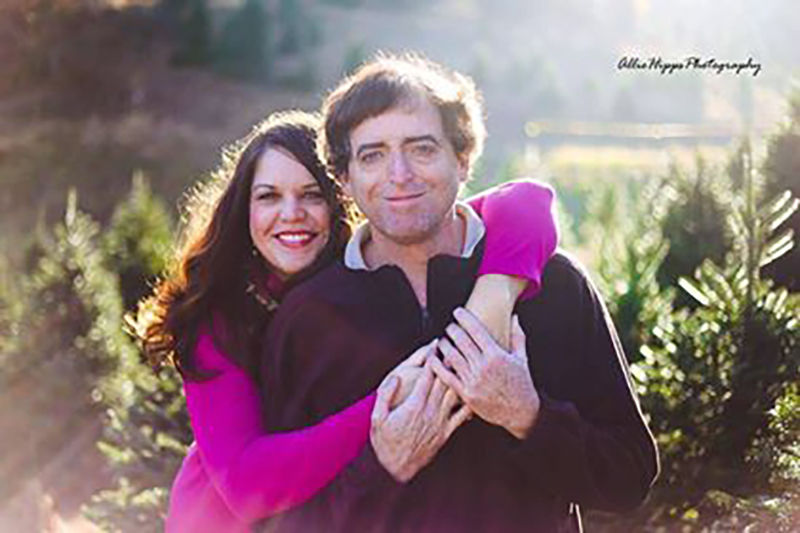 Julianne & Wayne Rhodes