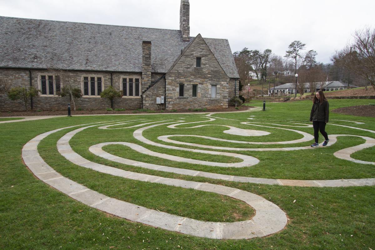 on labyrinth meditation garden designs.html