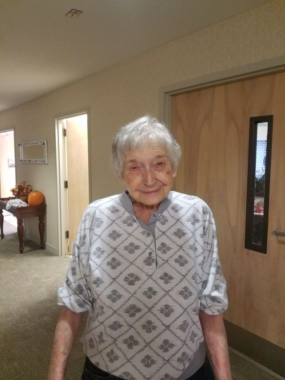 Carolyn Graham at Silver Bluff