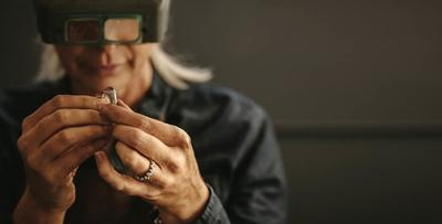 Jewelry Fabrication offered at HCC