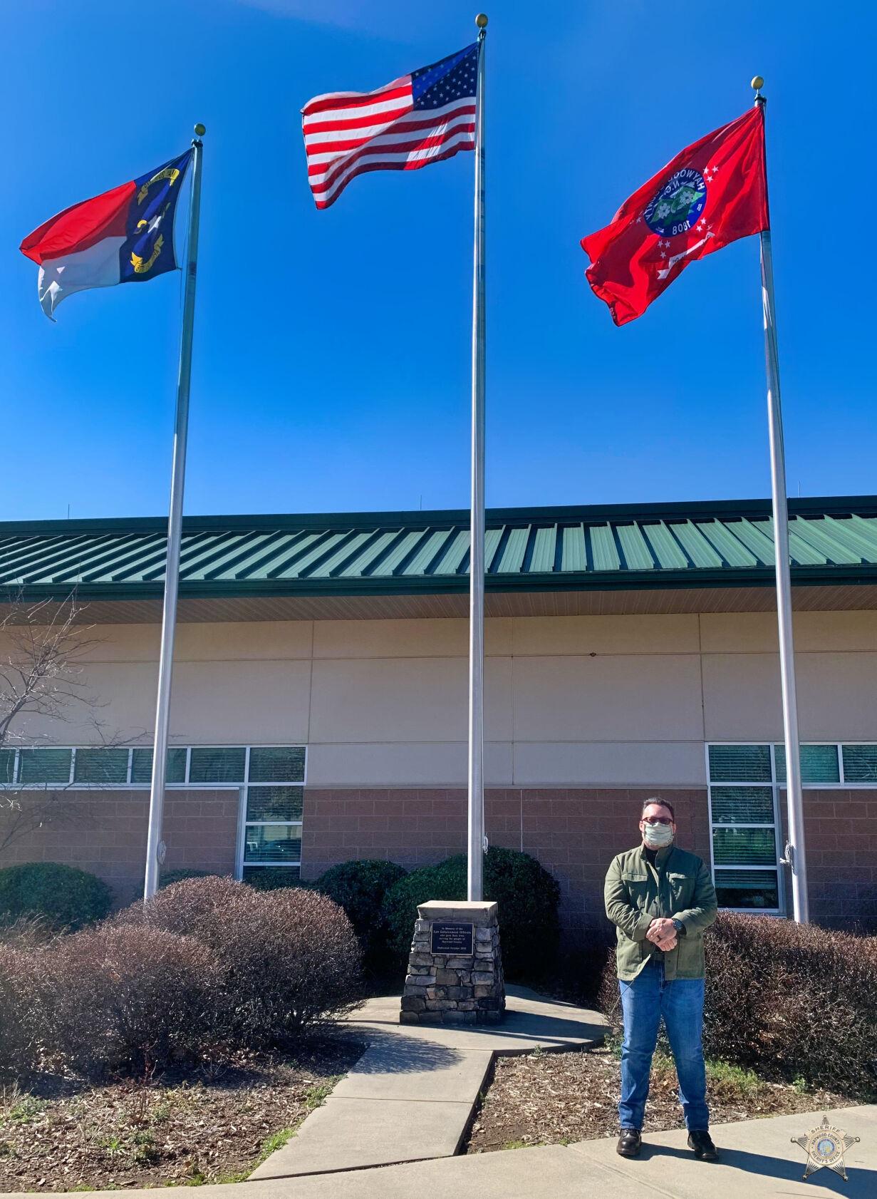 Haywood County detention center