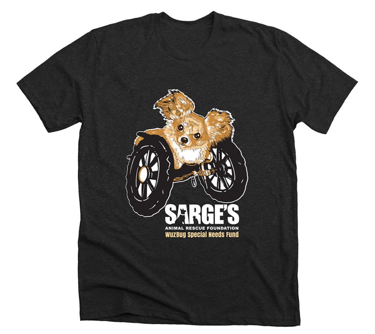 WuzBug Special Needs Fund shirt available on Bonfire