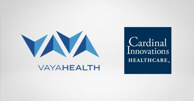 Vaya Health and Cardinal Innovations logo