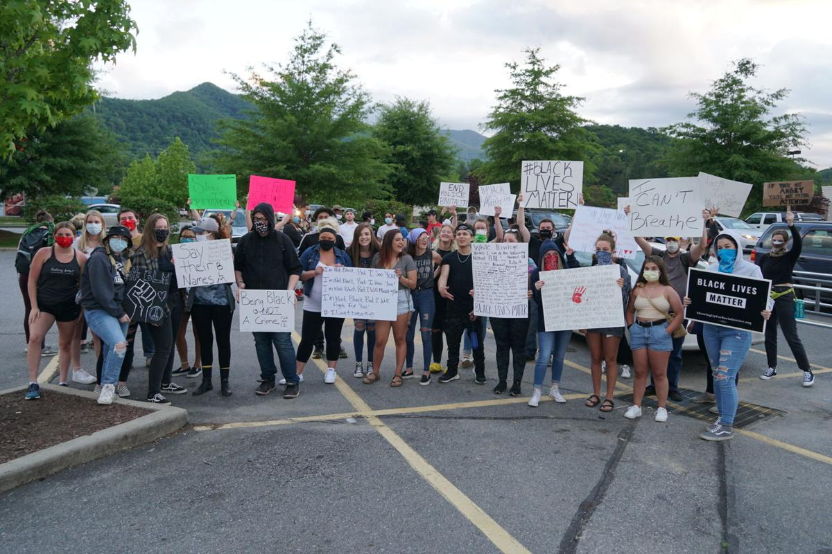 Black Lives Matter demonstration.JPG
