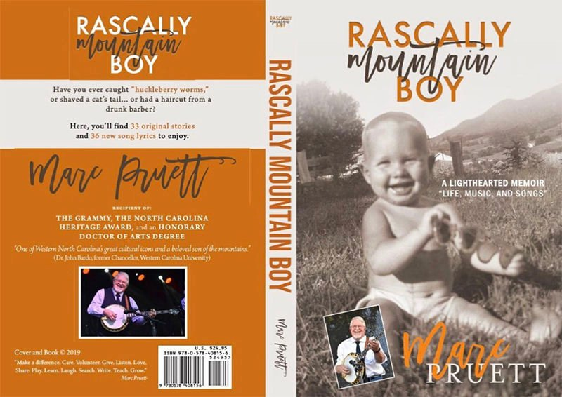 Marc Pruett's book, 'Rascally Mountain Boy'