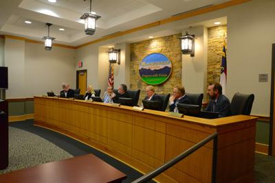 waynesville town board 1.JPG
