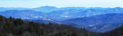 Head to the Smokies for scenic winter time hiking