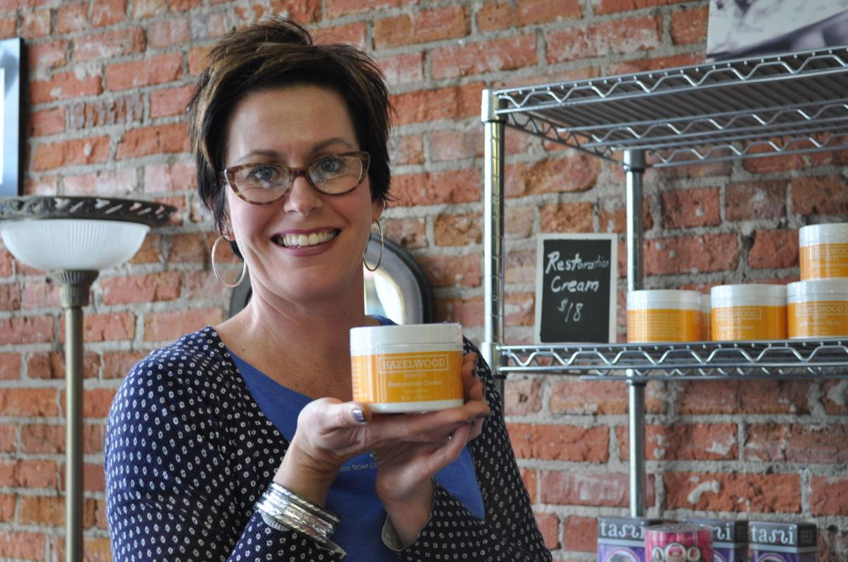 Hazelwood Soap Co. goes to Hollywood, again