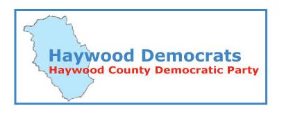 Haywood county democrats