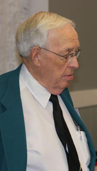 The Rev. Roy Kilby