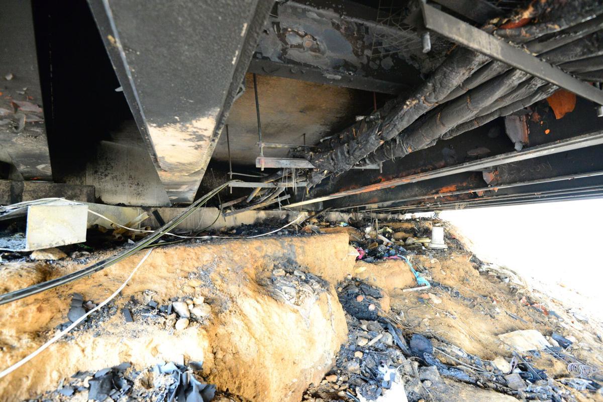 bridge fire charred mess 1.JPG