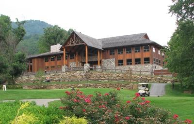 Laurel Ridge clubhouse exterior