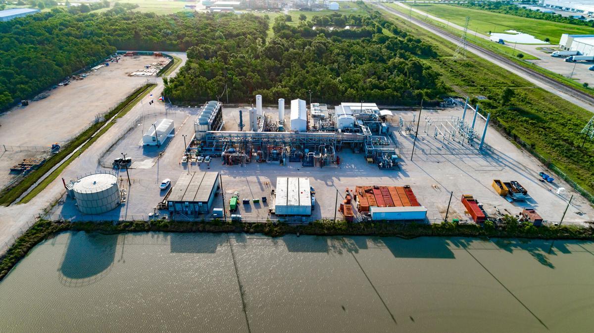 NET Power plant LaPorte, Texas