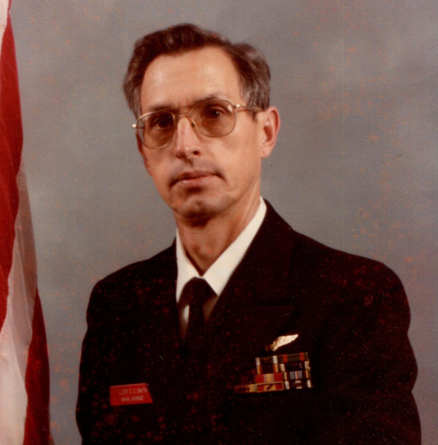Lt. Commander David C. Smith