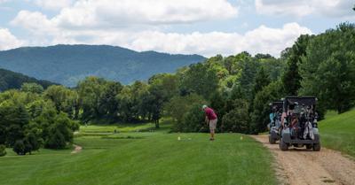 Lake Junaluska Golf course photo