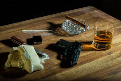 Gun Drugs Booze