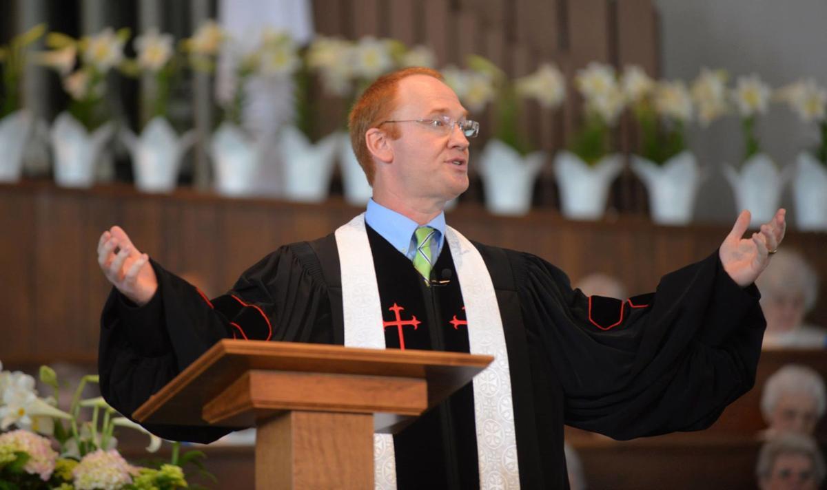 The Rev. Dr. Charley Reeb