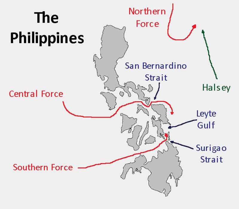 Battle: Japanese plan- Phillipines