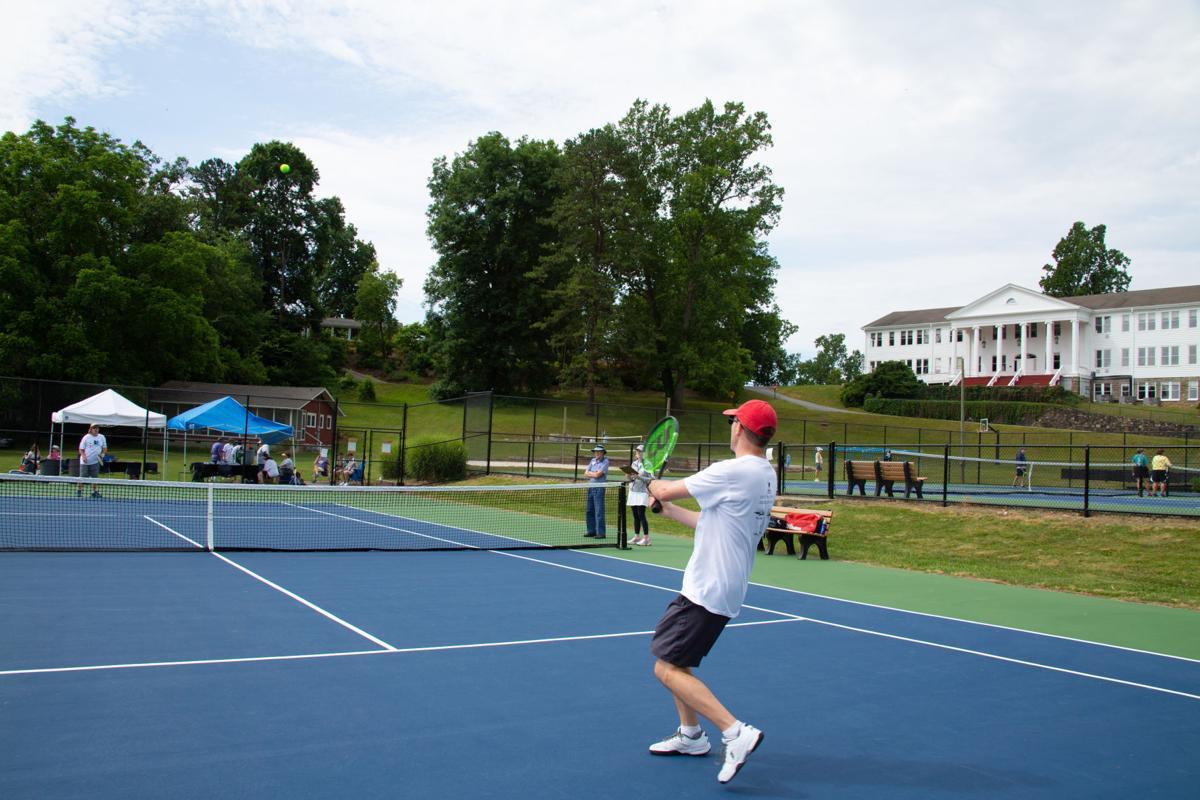 Tennis at Lake Junaluska