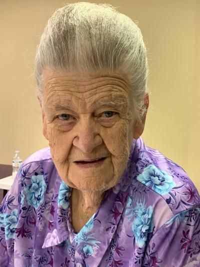 Pastor Betty M. Drake