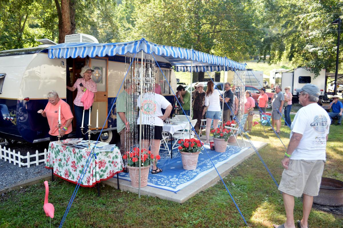Southern Vintage Camper Rally | Life | themountaineer com
