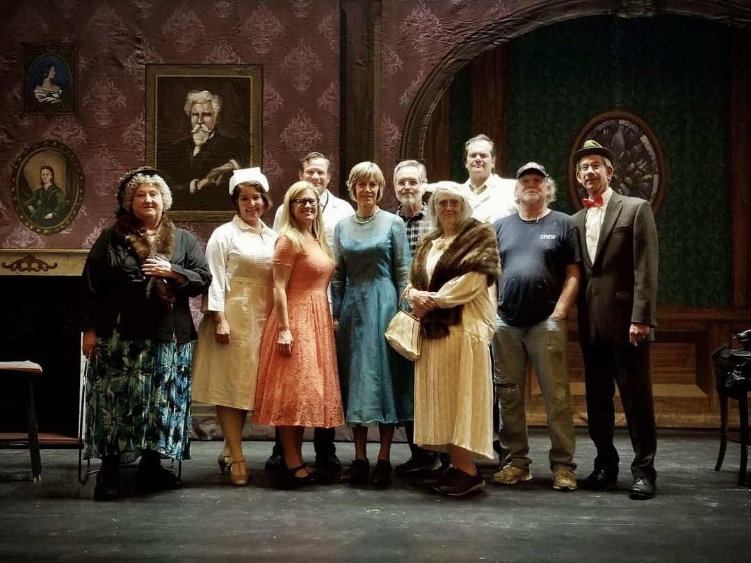 Harvey cast members