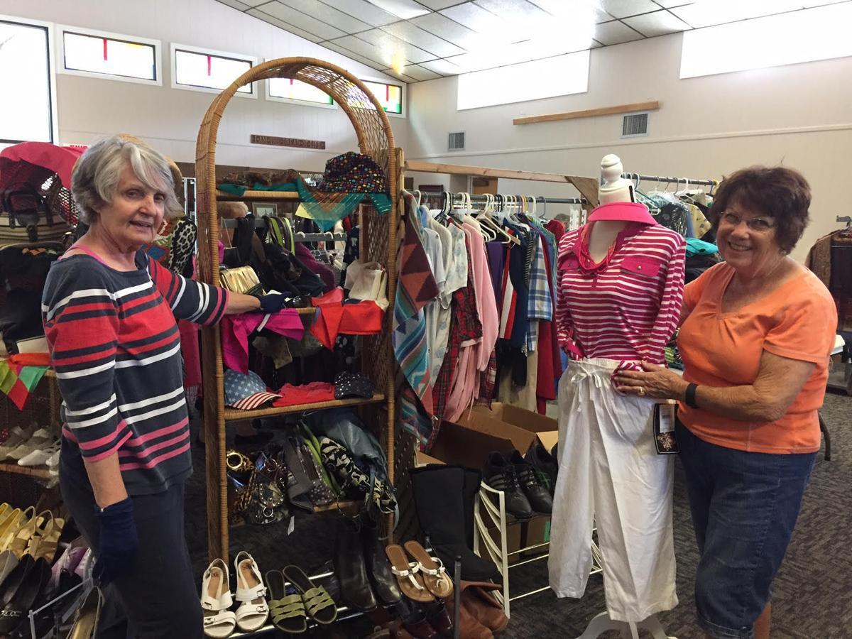 Parish Fair proceeds