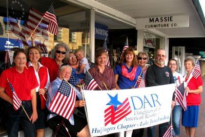 DAR celebrates Constitution Week