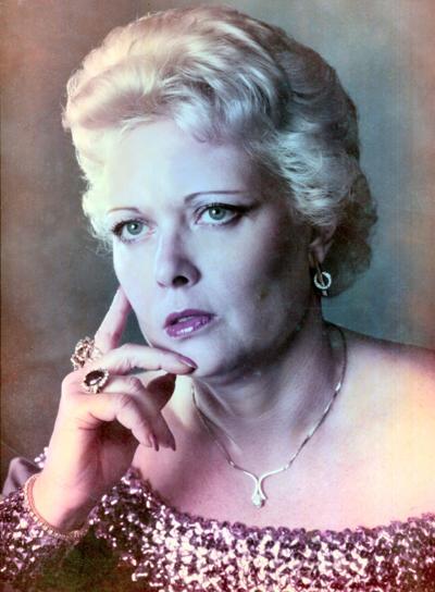 Nancy Carol Rhoades
